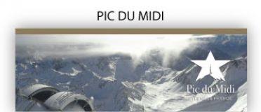 Bon de réduction pour le Pic du Midi